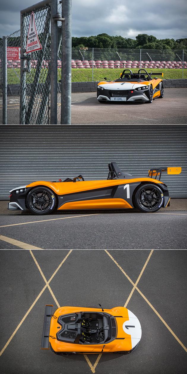 VUHL 05RR Roadster