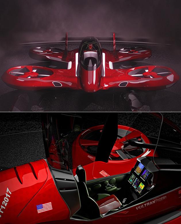 Vultran Tyger 1 Drone