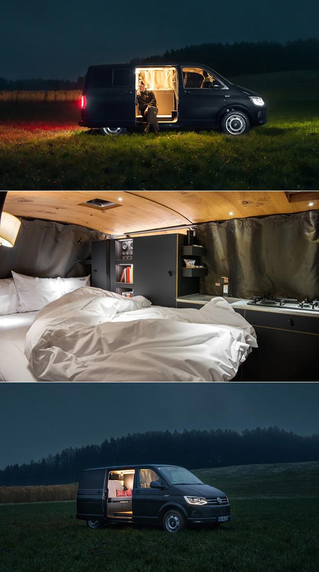 VW Van Home