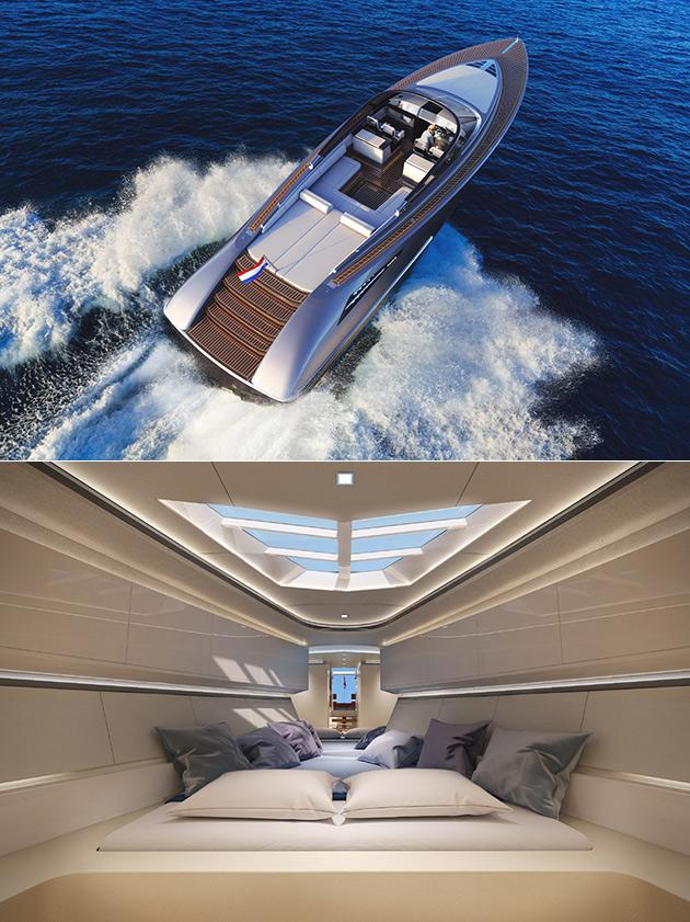 Wajer 55 Yacht