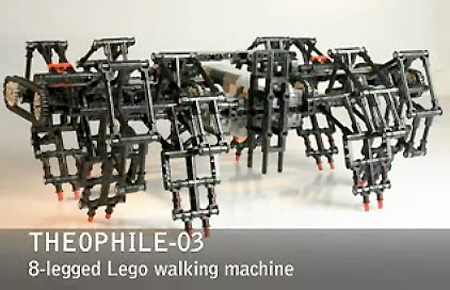 Walking Machine