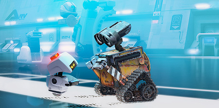 Wall-E Trailer