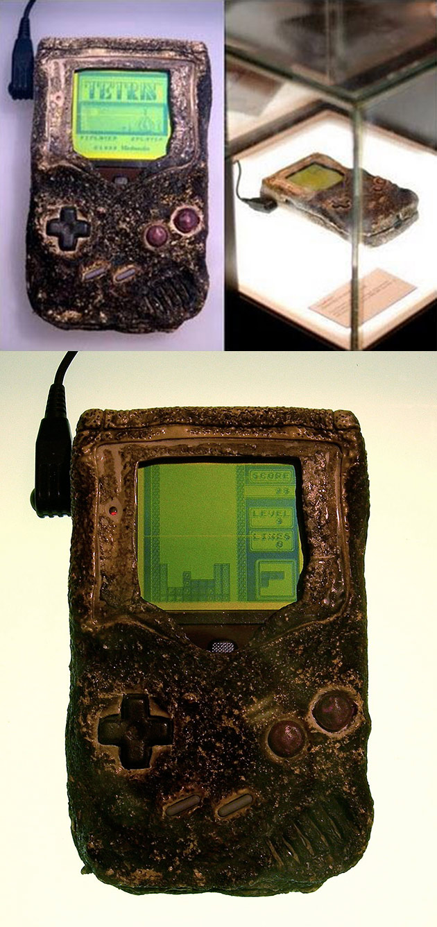 War Game Boy