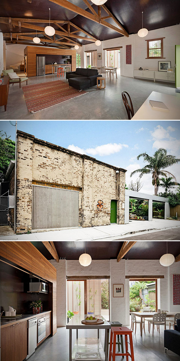 Warehouse to Home