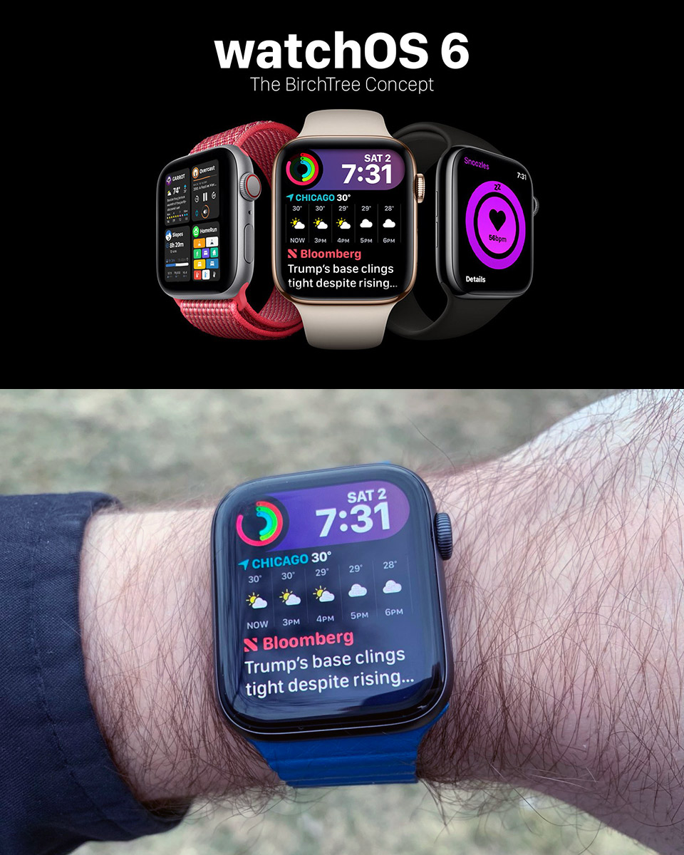 watchOS 6 Apple Watch