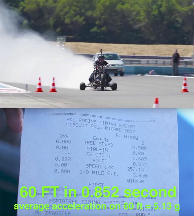 Water-Powered Trike