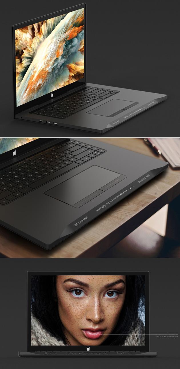 Waterbook Laptop