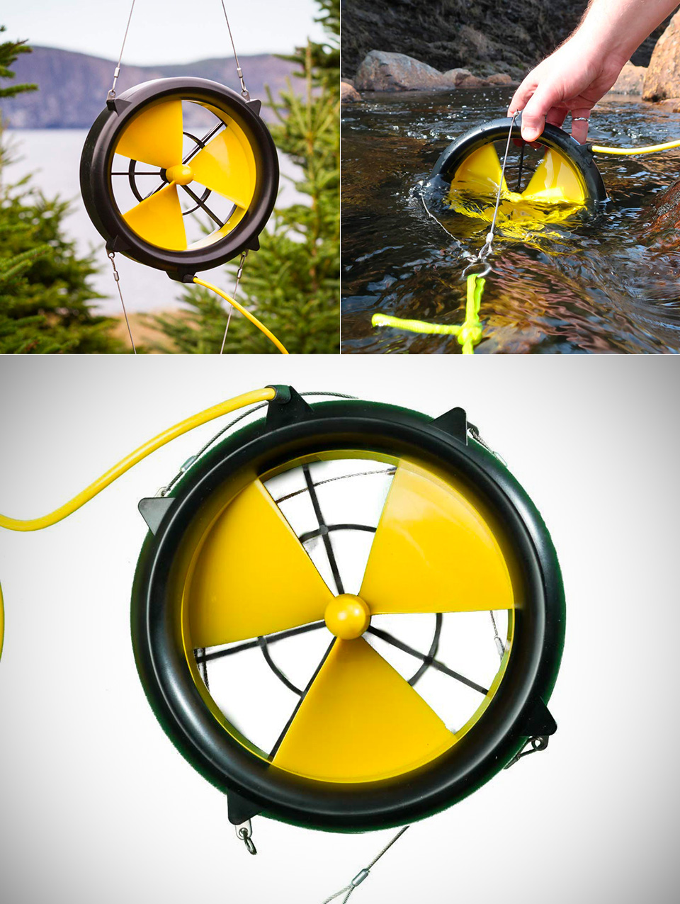 WaterLily Turbine