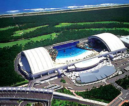 Largest Indoor Water Park