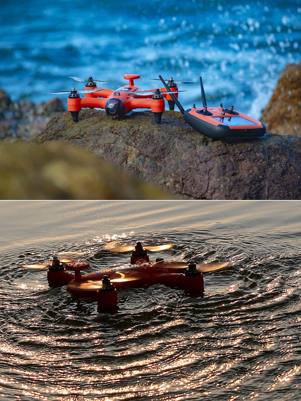 Spry Drone Waterproof