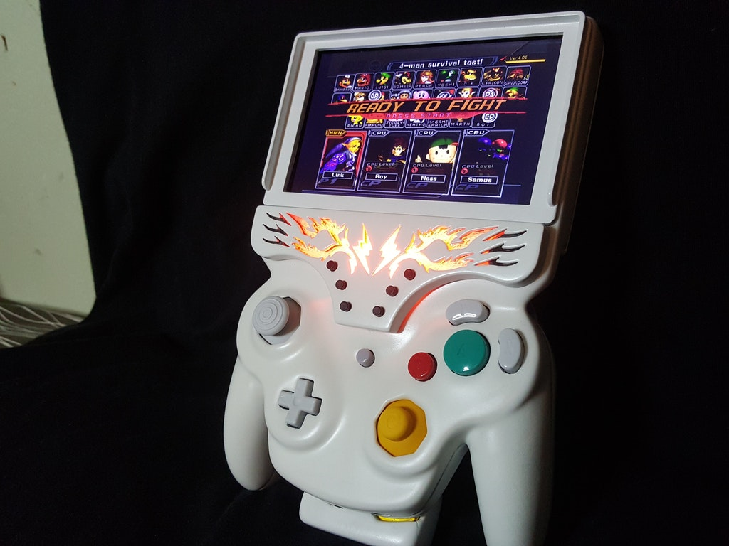 WaveRider Portable Wii