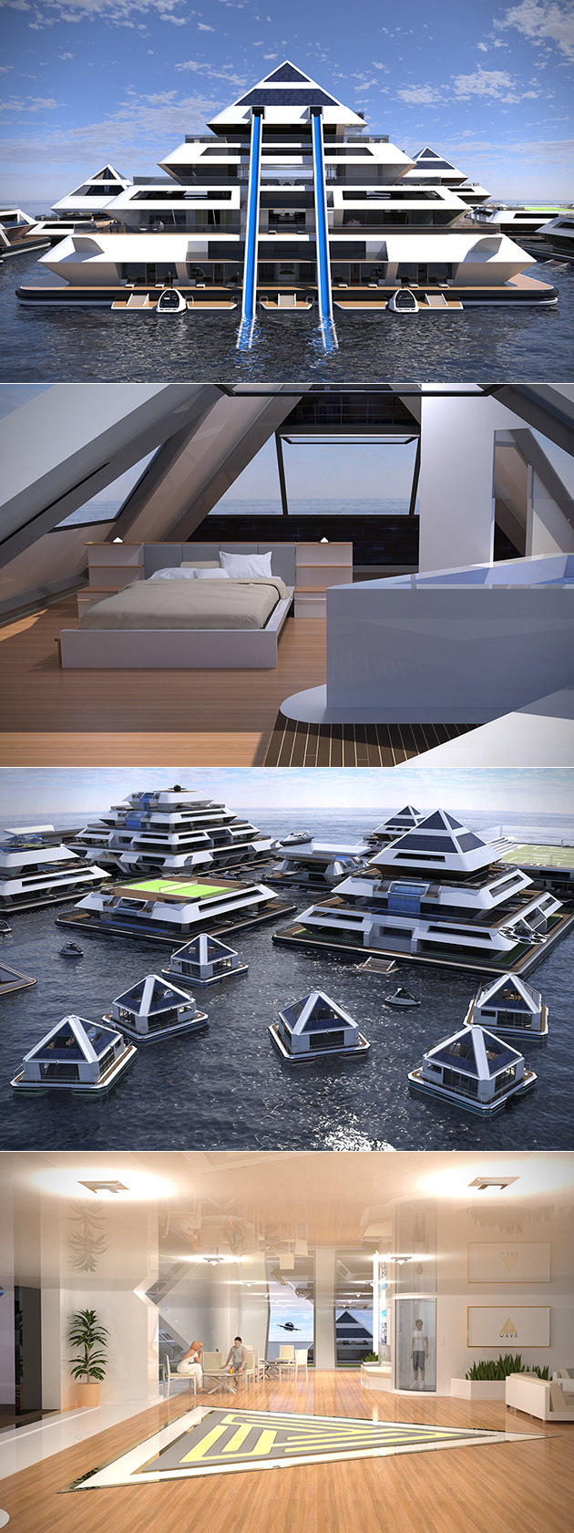 Wayaland Pyramid Homes City