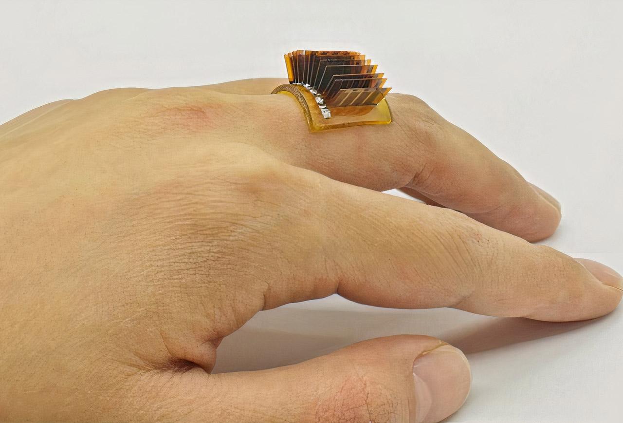 Wearable Device Body Heat Battery