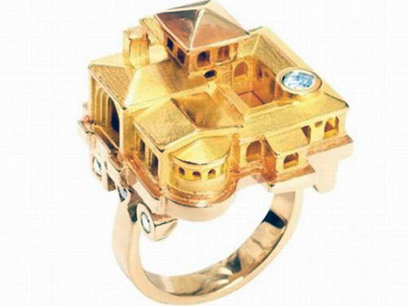 6 of the Coolest Wedding Rings Ever TechEBlog