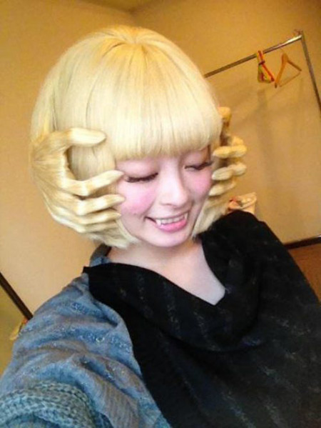 16 Cool and Strange (Yet Real) Haircuts Captured by Geeks - TechEBlog