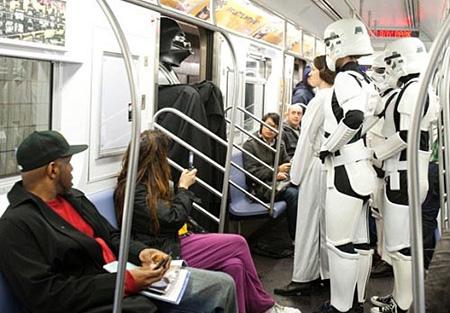 Weird Things Subway
