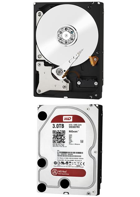 western digital red 3tb nas hard drive gets 37 reduction. Black Bedroom Furniture Sets. Home Design Ideas