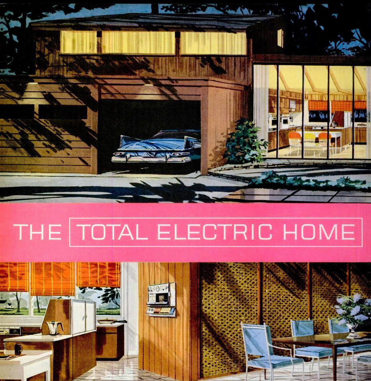 Westinghouse All-Electric Home