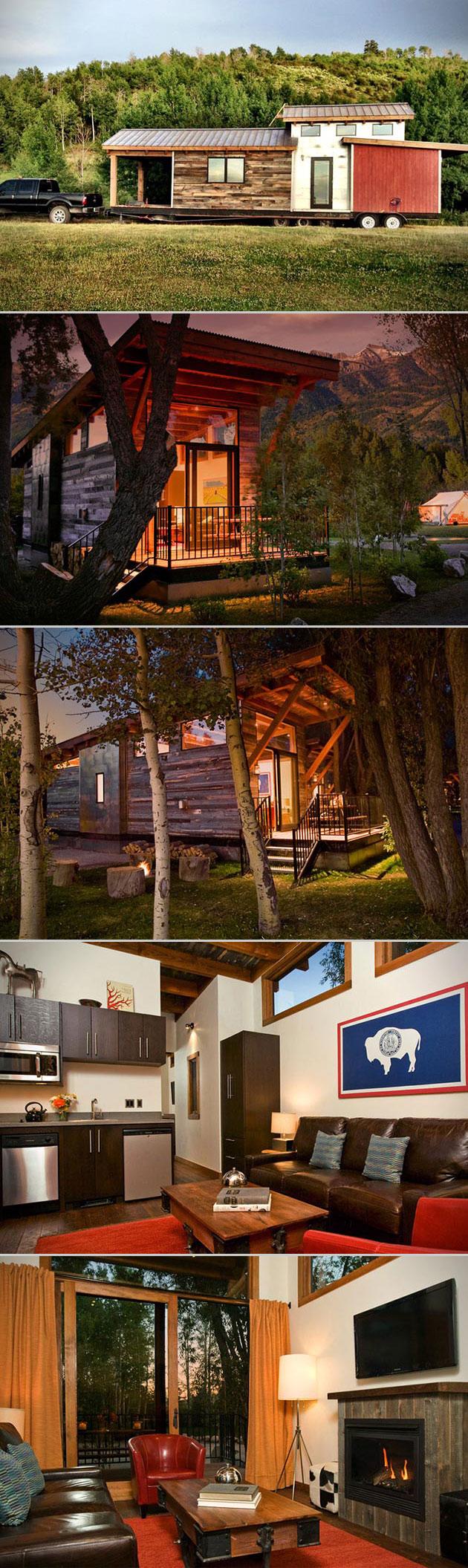 Wheelhaus Luxury Cabin