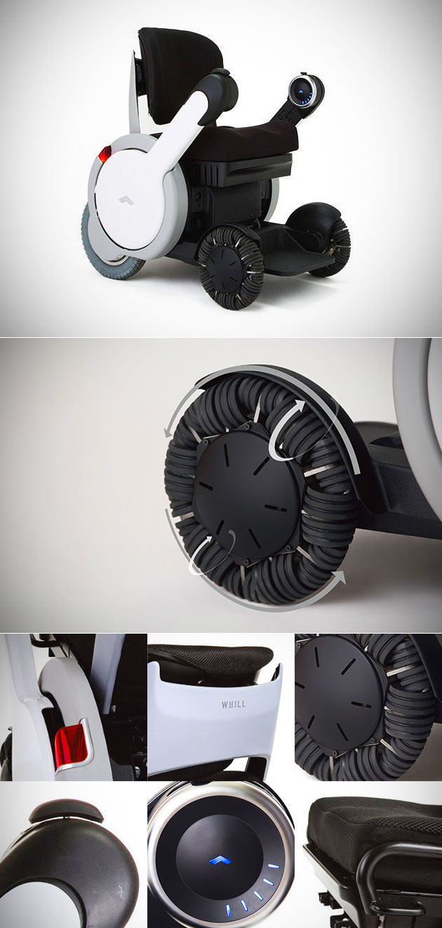 WHILL Mobility Device