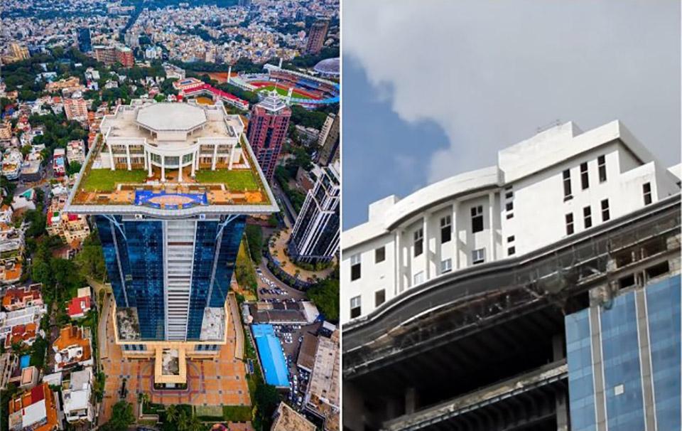 White House Penthouse India