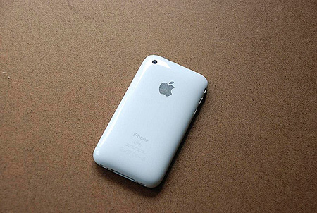 White iPhone 3G
