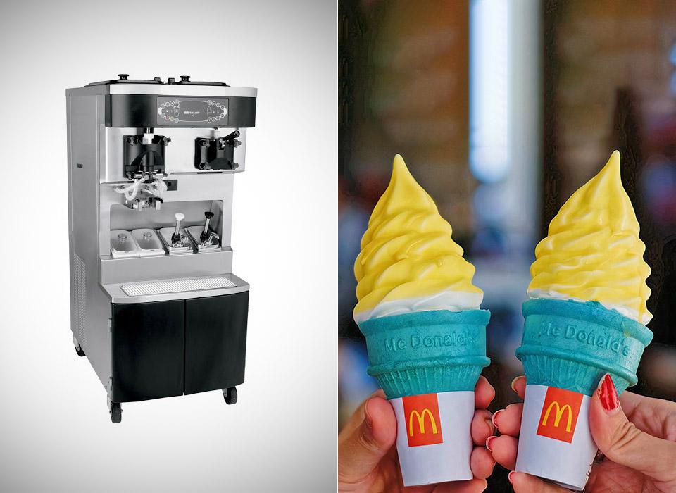 Why is McDonald's Ice Cream Make Broken