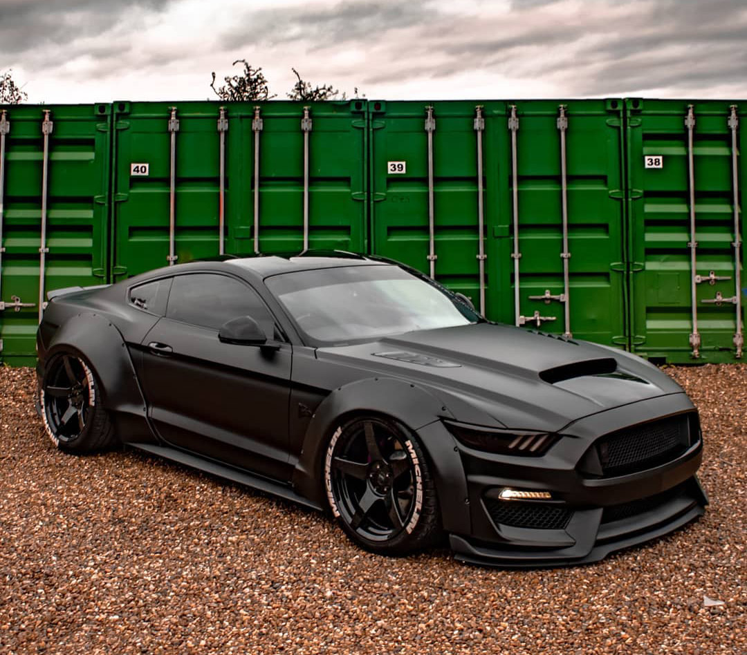 Widebody Ford Mustang 1000HP