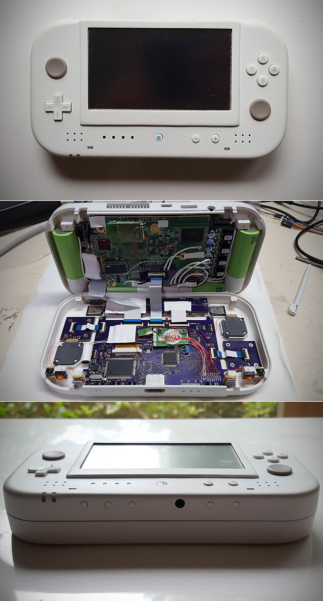 Wii SP Portable