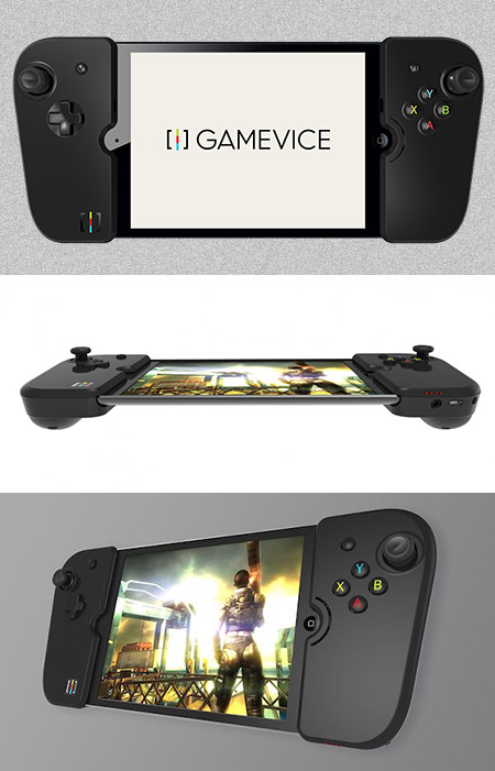 Wikipad Gamevice iPad