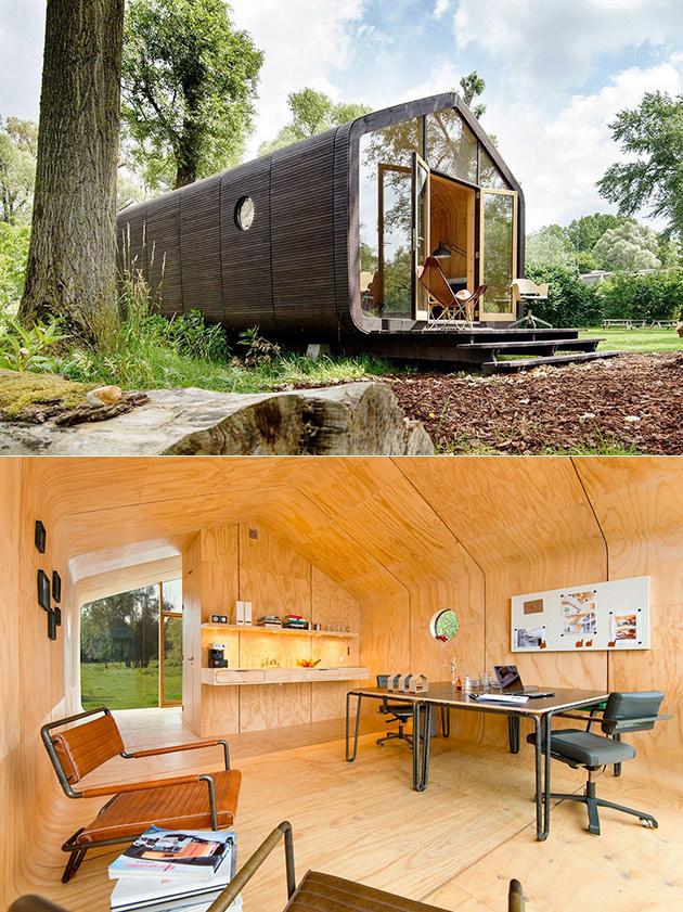 Wikkelhouse Cardboard House