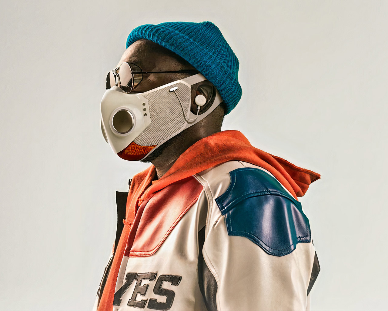 Will.i.am Xupermask Face Mask