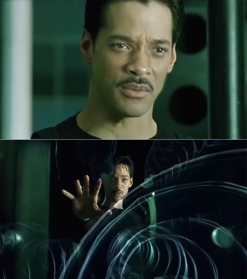 Will Smith Neo The Matrix