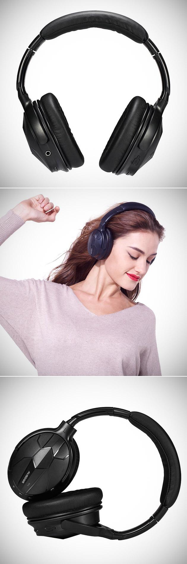 Wireless Bluetooth 4.0 Headphones