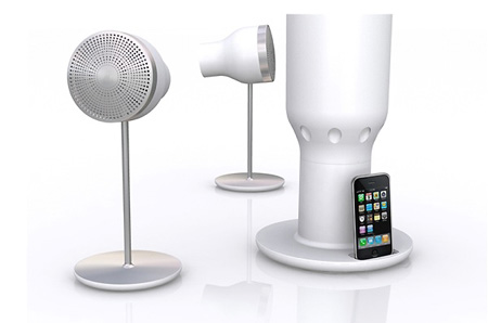 Wireless iPod Speakers