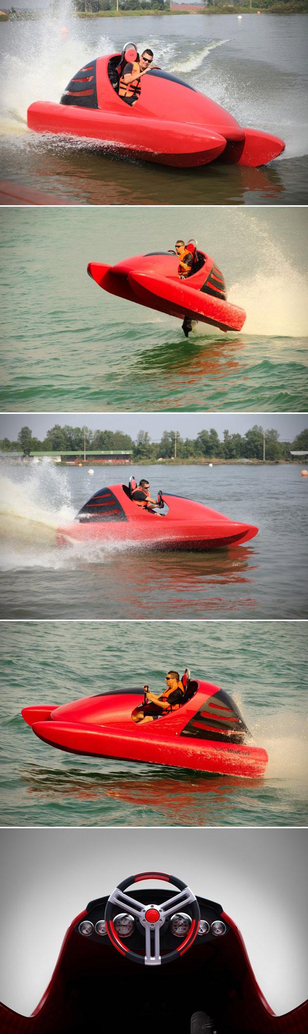 WoKart Water Go-Kart