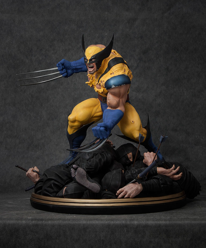 Wolverine and 8 More Awesome Things Made with a $2300 Solus