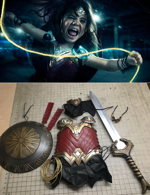 Wonder Woman Daughter