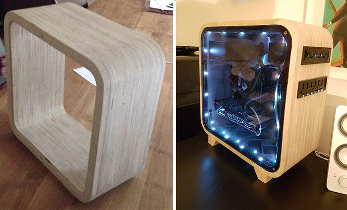 Wood Computer PC