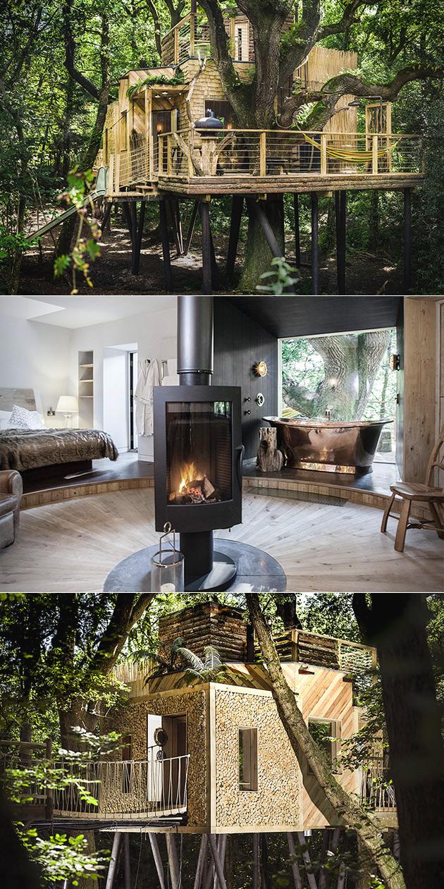 Woodsman Treehouse