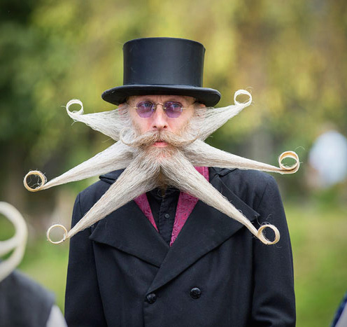 World Beard Championships 2015
