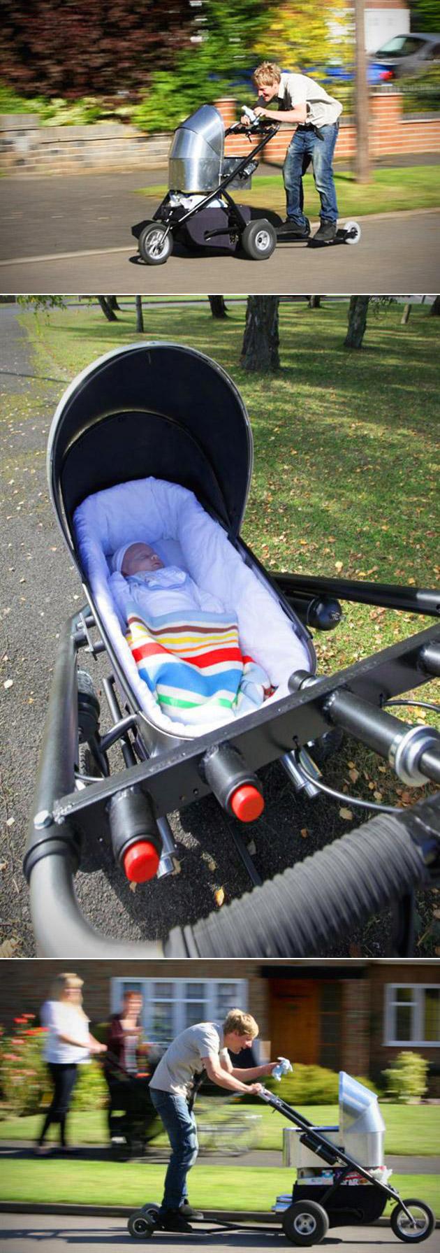 Fastest Baby Stroller