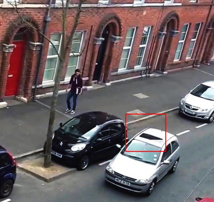 Worst Parking Driving