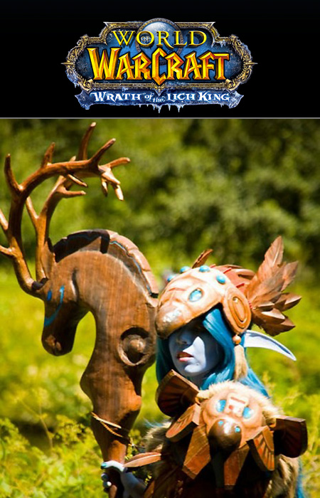 Amazing World Of Warcraft Druid Costume Techeblog