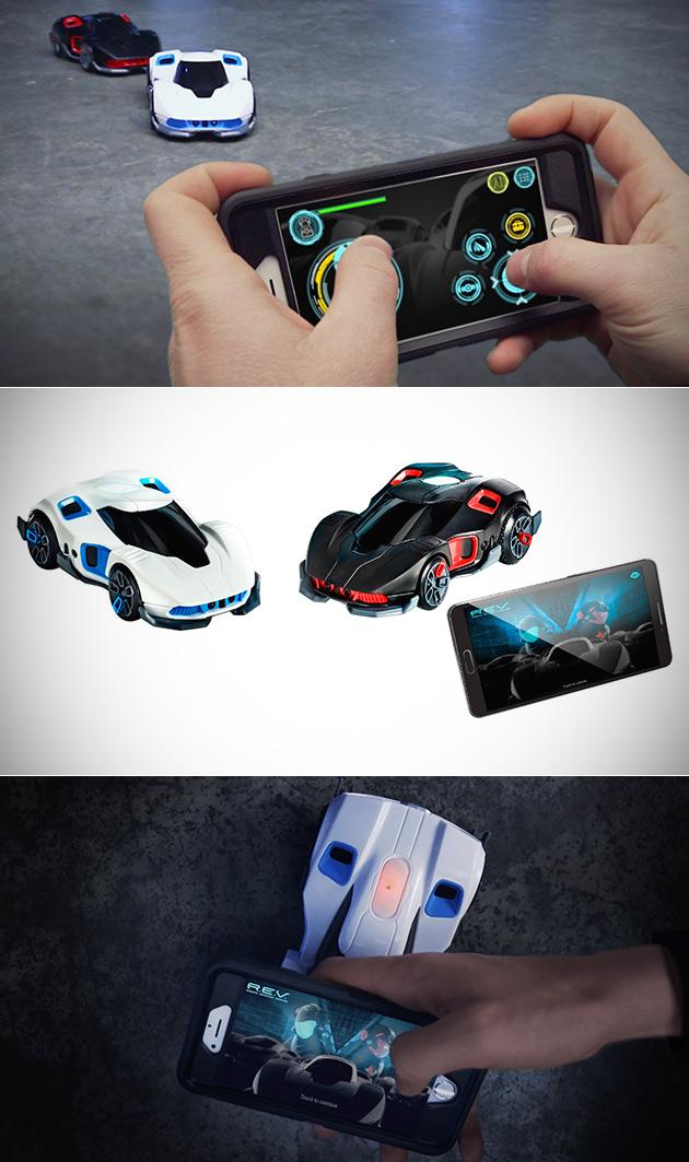 WowWee Robotic Enhanced Vehicles R.E.V.
