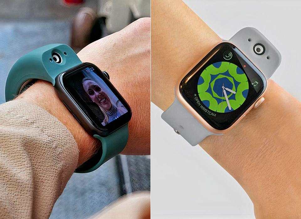 Wristcam Apple Watch Cameras