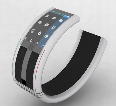Wrist Phone Watch - TechEBlog
