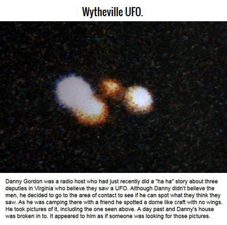 Wytheville UFO
