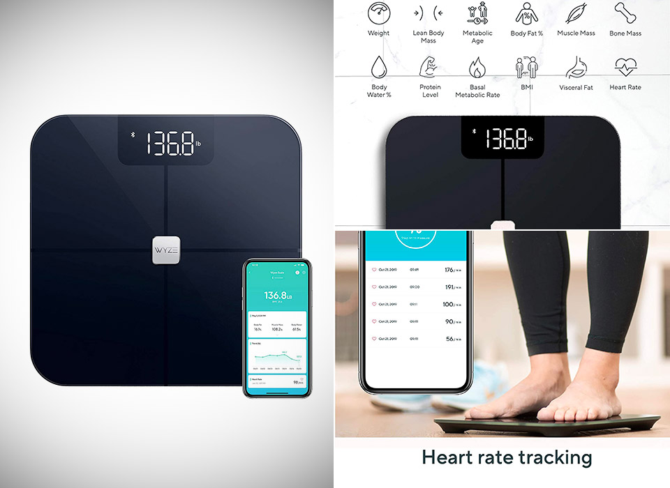 Wyze Bluetooth Scale