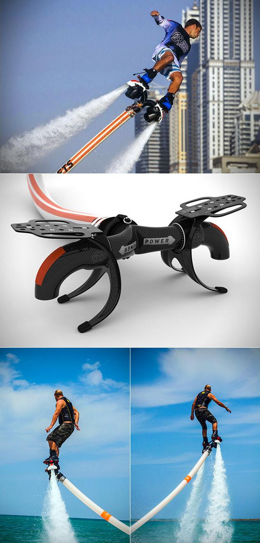 X-Jet Blade Sidewinder Jetpack